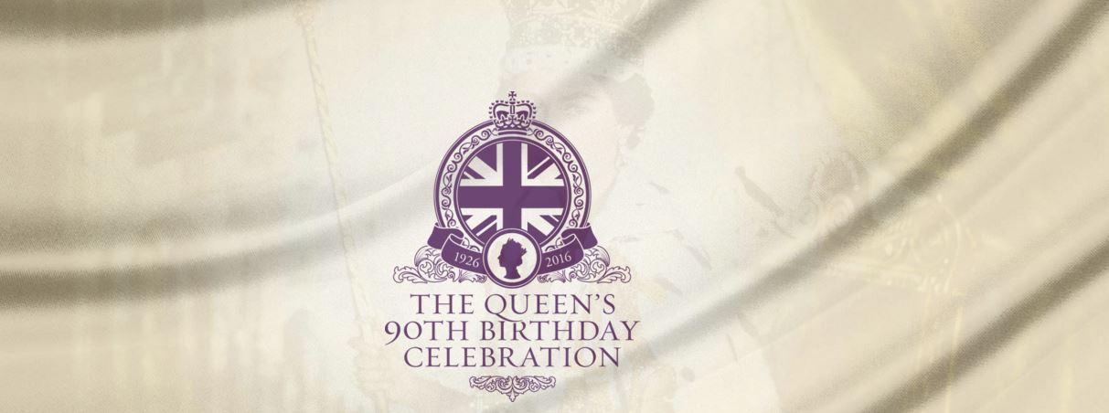 Festa de 90 anos da rainha